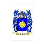 Belluzzi Sticker (Rectangle)