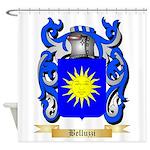 Belluzzi Shower Curtain