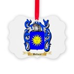Belluzzi Picture Ornament