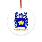 Belluzzi Ornament (Round)