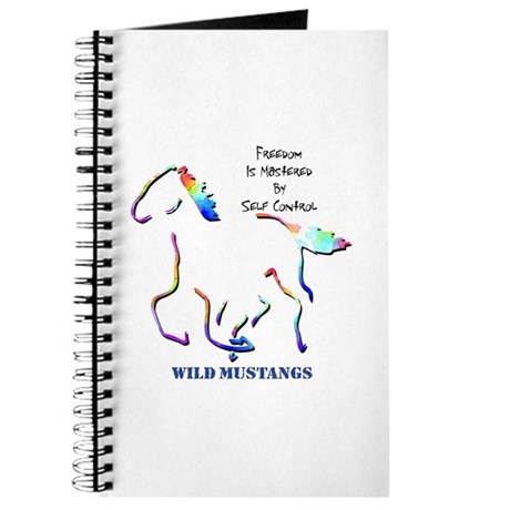 Wild Mustangs Journal