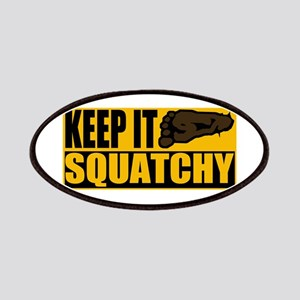 Keep it Squatchy Patches