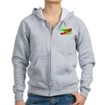 SA fashion Women's Zip Hoodie