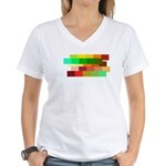 SA fashion Women's V-Neck T-Shirt