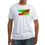 SA fashion Fitted T-Shirt