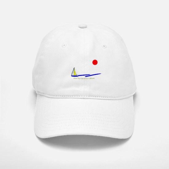 Morro Bay City Baseball Baseball Cap