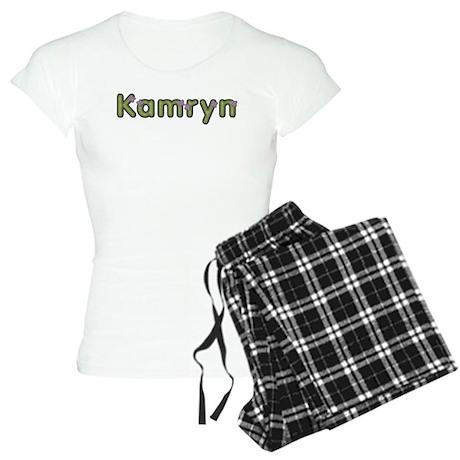 Kamryn Spring Green Pajamas