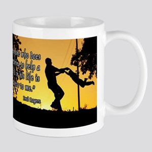 Mr. Rogers Child Hero Quote Mug