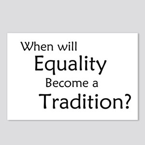 Traditional Equality Postcards (Package of 8)