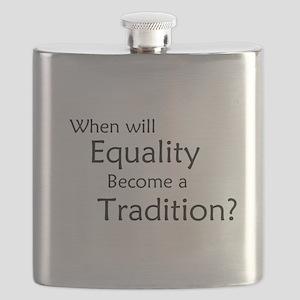 Traditional Equality Flask