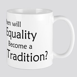 Traditional Equality Mug