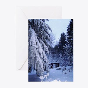 Snow Scene Greeting Cards (Pk of 10)