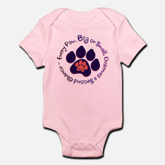 Every Paw Body Suit