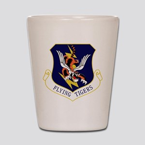 Flying Tigers Shot Glass