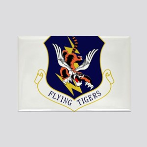 Flying Tigers Rectangle Magnet