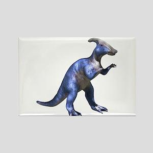 Parasaurophus Dino Rectangle Magnet