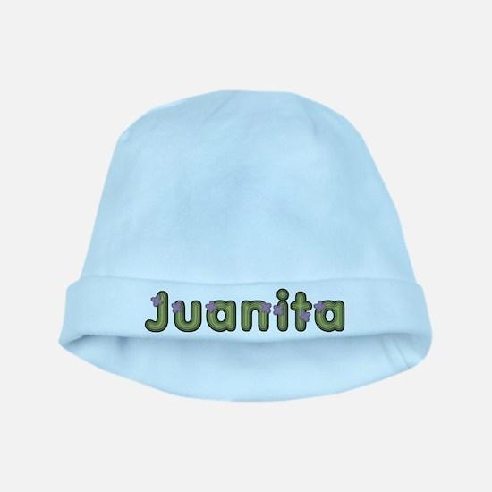 Juanita Spring Green baby hat