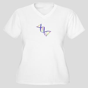 DNA Plus Size T-Shirt