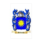 Belluschi Sticker (Rectangle 50 pk)