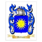 Bellucci Small Poster