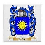 Bellucci Tile Coaster