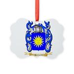 Bellucci Picture Ornament