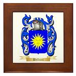 Bellucci Framed Tile