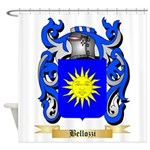Bellozzi Shower Curtain