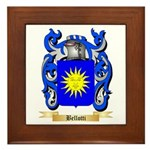 Bellotti Framed Tile