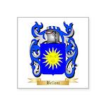 Belloni Square Sticker 3