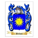 Belloni Small Poster