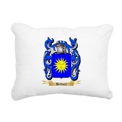 Bellocci Rectangular Canvas Pillow