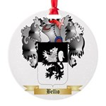 Bellio Round Ornament