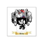 Bellio Square Sticker 3