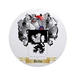 Bellio Ornament (Round)