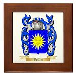 Bellini Framed Tile