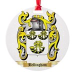 Bellingham Round Ornament