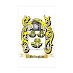 Bellingham Sticker (Rectangle 10 pk)