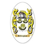 Bellingham Sticker (Oval)