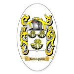 Bellingham Sticker (Oval 50 pk)