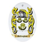 Bellingham Ornament (Oval)