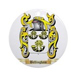 Bellingham Ornament (Round)