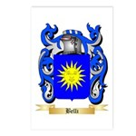 Belli Postcards (Package of 8)