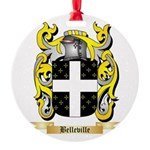 Belleville Round Ornament