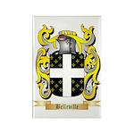 Belleville Rectangle Magnet (100 pack)