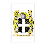 Belleville Sticker (Rectangle)