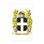 Belleville Sticker (Rectangle 10 pk)