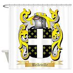 Belleville Shower Curtain