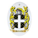 Belleville Ornament (Oval)