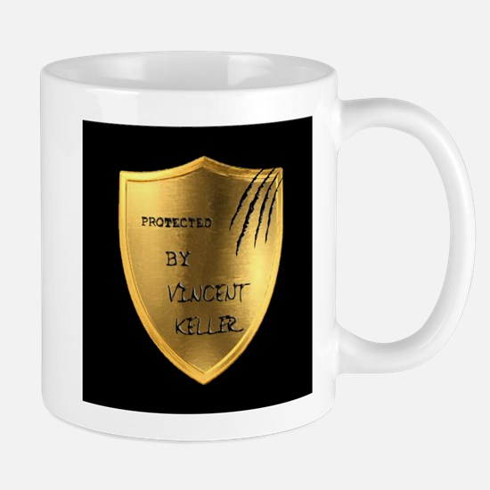 The CW's Beauty and the Beast: Vincent Logo Mug